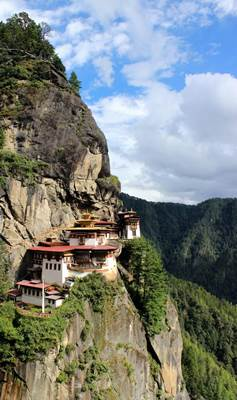 A TREK TO TIGER'S NEST – BHUTAN
