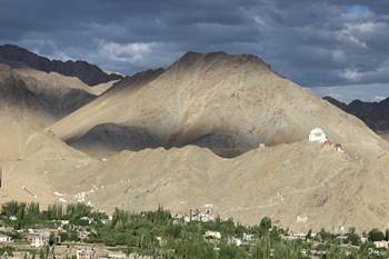 Ladakh - A land of mountains and monasteries