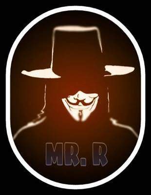 MR. R- THE ICON OF JUSTICE